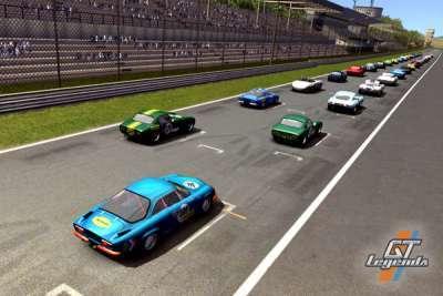 GT Legends - Официальные скриншоты