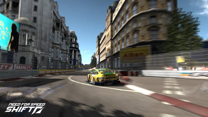Need for Speed Shift Screenshot.