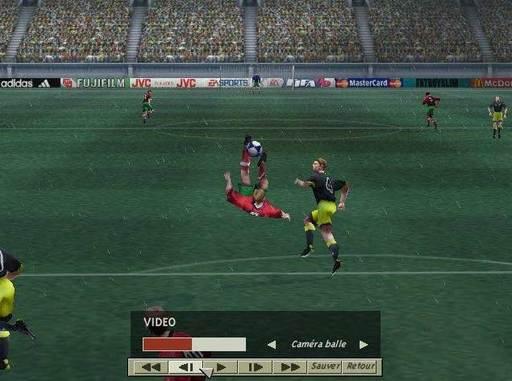 FIFA 99 - Скриншоты из FIFA 99