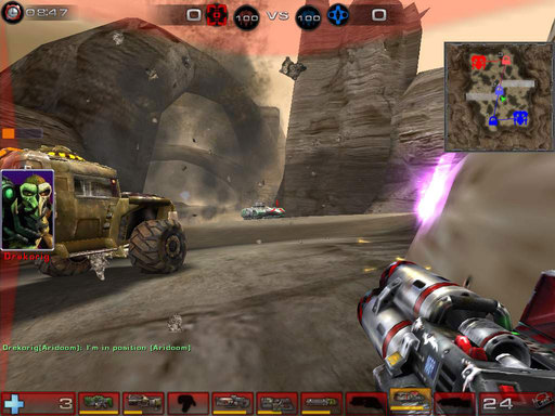 Unreal Tournament 2004 - Скрины