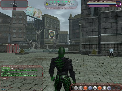 City of Heroes - Скрины City of Heroes