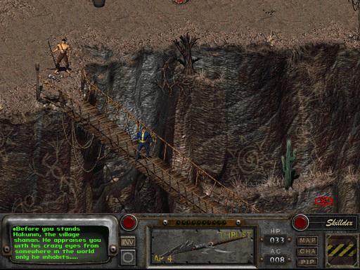 Fallout 2 - Знакомые до боли пейзажи