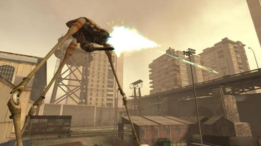 Half-Life 2: Episode One - Официальные скриншоты