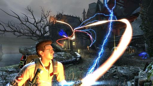 Ghostbusters. The Video Game - Новые скриншоты из Ghostbusters