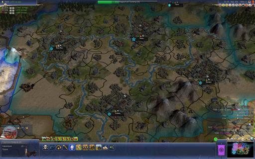 Civilization 4: Эпоха огня - скриншоты