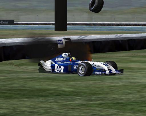 F1 Challenge '99-'02 - Икона симрейсинга