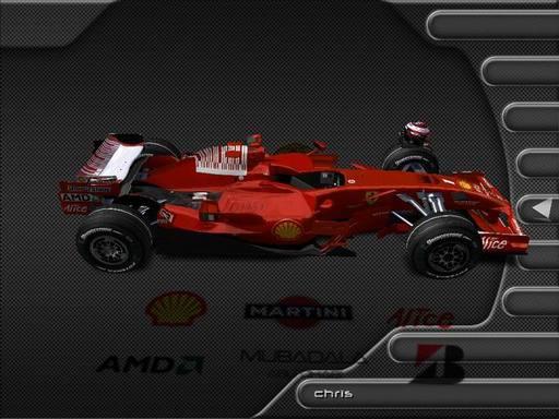F1 Challenge '99-'02 - PRT 2008. Оцените графику