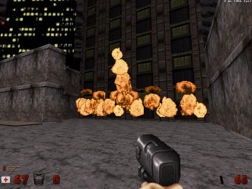 Duke Nukem 3D - Скриншоты