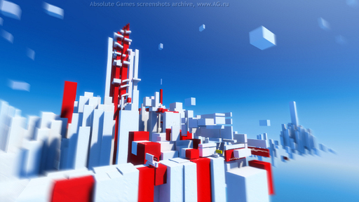 Mirror's Edge - Pure Time Trials Map Pack -  скриншоты