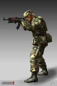 Battlefield 2 - Класс - Штурмовик