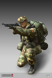 Battlefield 2 - Класс - Инженер