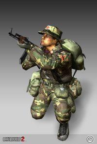 Battlefield 2 - Класс - Медик
