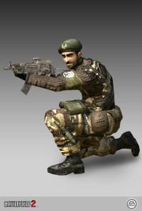 Battlefield 2 - Класс - Спецназ