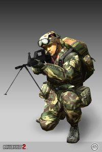 Battlefield 2 - Класс - Поддержка