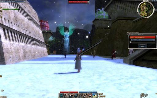Guild Wars - Wintersday 2008 Screenshots