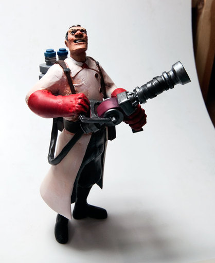 Team Fortress 2 - Hand made