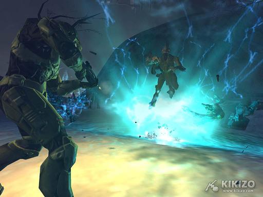 Halo: Combat Evolved - Скриншоты