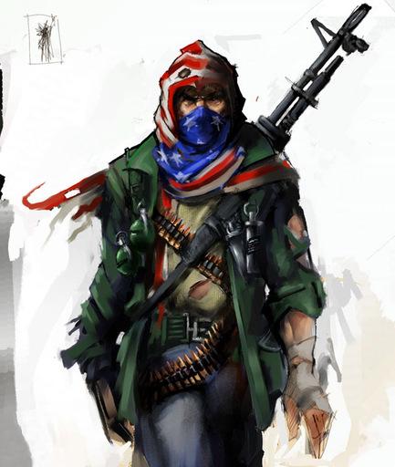 Freedom Fighters - Концепт-арты