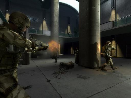Enemy Territory: Quake Wars - Скриншоты из игры