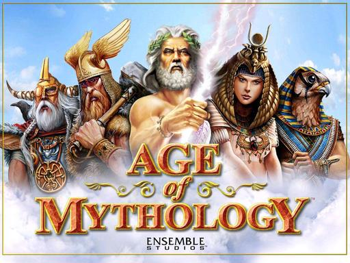 Age of Mythology - Обсуждение Age of Mythology!