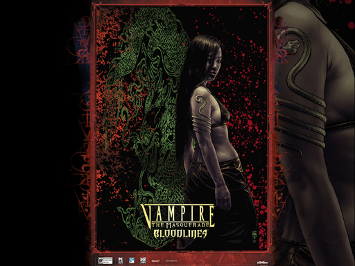 Vampire: The Masquerade — Bloodlines - Арт и скрины