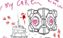 The_cube_ate_my_cake_by_sleepdepjoel