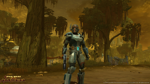 Star Wars: The Old Republic - Bounty Hunter
