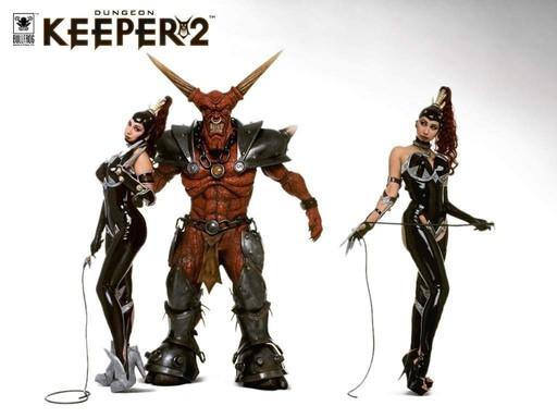Dungeon Keeper - Скрины