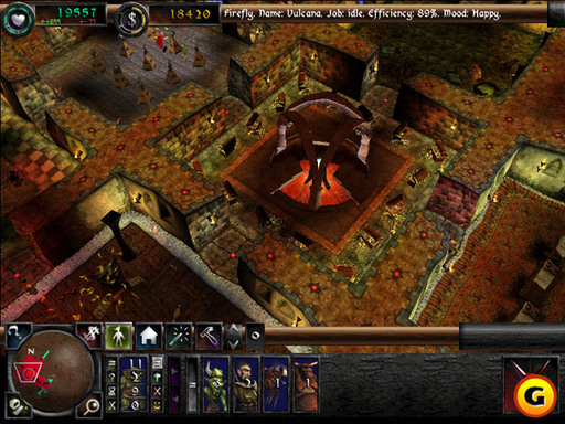 Dungeon Keeper - Скрины