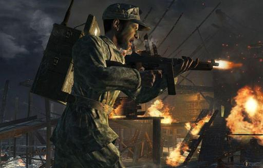 Call of Duty: World at War - Call of Duty: World at War
