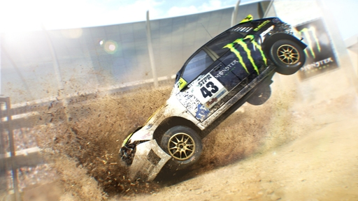 Colin McRae: DiRT 2 - DIRT 2 Art