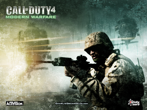 Call of Duty 4: Modern Warfare - Обои