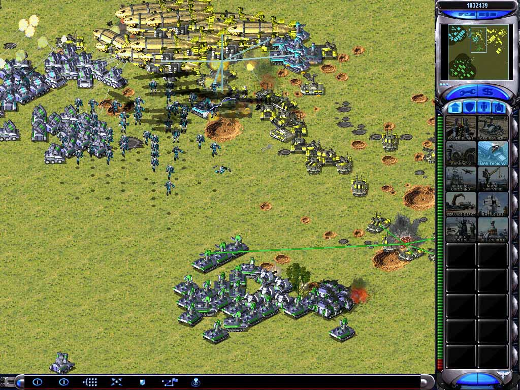Command & Conquer Red Alert 2.