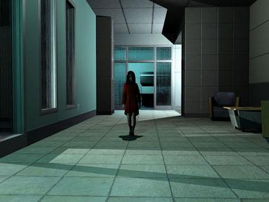 F.E.A.R. - Оффициальные скриншоты.