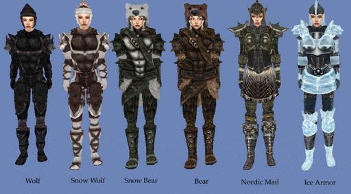 Elder Scrolls III: Bloodmoon, The - BloodMoon