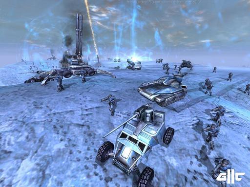 "Ground Control 2: Операция ""Исход"" - Скриншоты Ground Control 2"