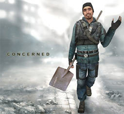 Concerned - The Half-Life And Death Of Gordon Frohman