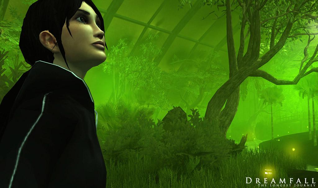 Dreamfall: Бесконечное Путешествие-Прохождение