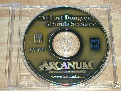 Arcanum: Of Steamworks and Magick Obscura - The Lost Dungeon of Souls