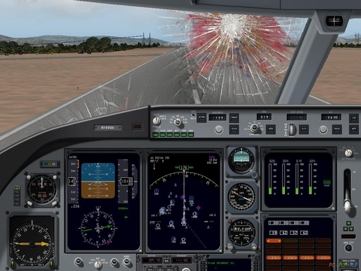 Flight Simulator X - FSX vs. X Plane