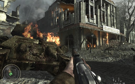 Call of Duty: World at War - Скриншоты