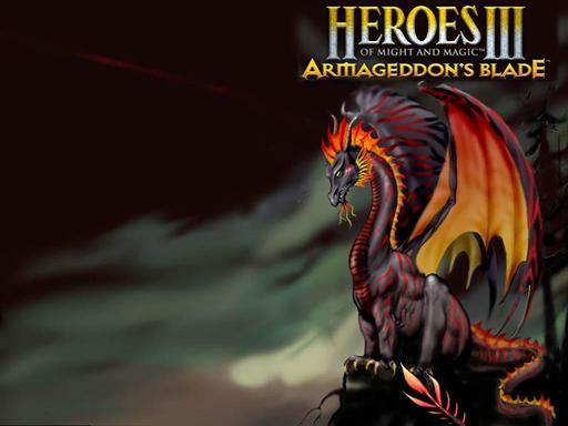 Герои Меча и Магии III: Возрождение Эрафии - Арт герои 3