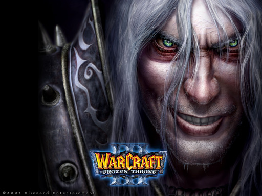 Warcraft III: The Frozen Throne - Artwork