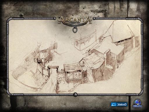 Official Artworks - Готика 4: Аркания - Игры - Gamer.ru: социальная сеть для геймеров