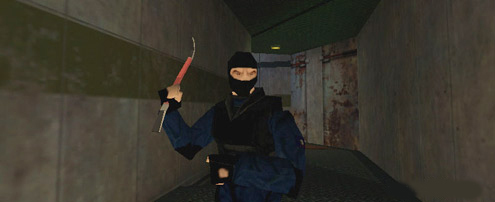 Half-Life: Counter-Strike - История Counter-Strike