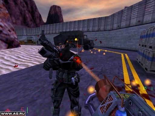 Half-Life: Opposing Force - Screenshots