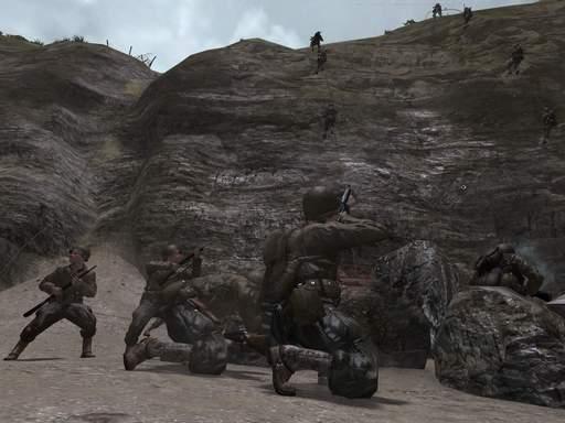 Call of Duty 2 - Screenshots