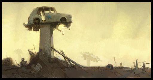 Fallout 3 - Каким бы мог быть Fallout 3