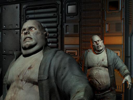 Doom 3 - Официальные скриншоты