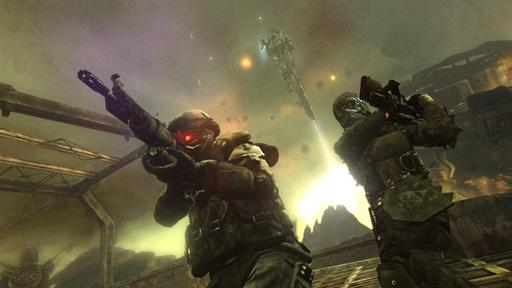 Killzone 2 - Скриншоты Killzone 2 Flash and Thunder Map Pack